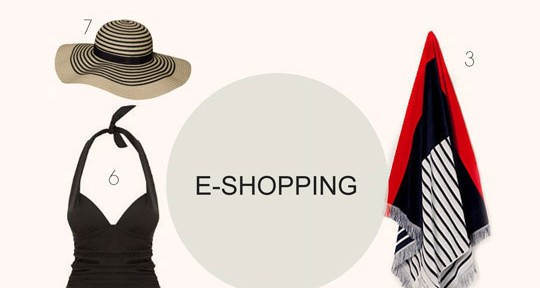 E-shopping---Travelling